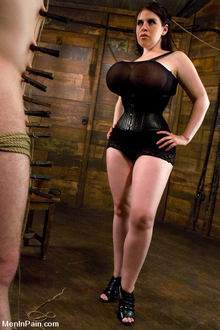 Hot! big tits bdsm have seen line