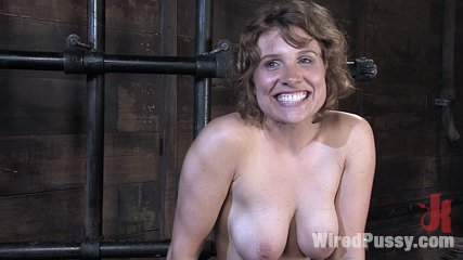 Layla Kay Spread Open for Use from Wired pussy